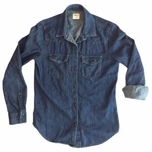 ✨Just in✨GAP Western Denim Shirt